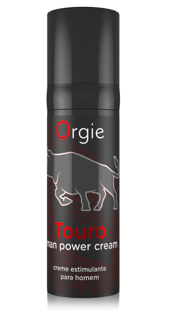 Orgie TOURO TAURINE ERECTION CREAM 15 ml