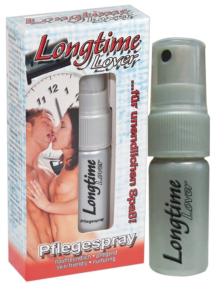 Lubry LONG TIME LOVER 15 ml