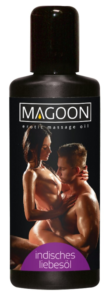 Magoon EROTIC MASSAGE OIL INDIAN LOVE OIL 100 ml