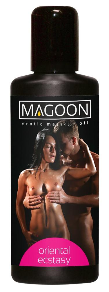 Magoon EROTIC MASSAGE OIL ORIENTAL ECSTASY 100 ml