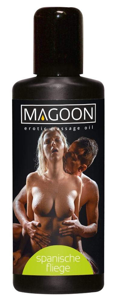 Magoon EROTIC MASSAGE OIL SPANISH FLY 100 ml