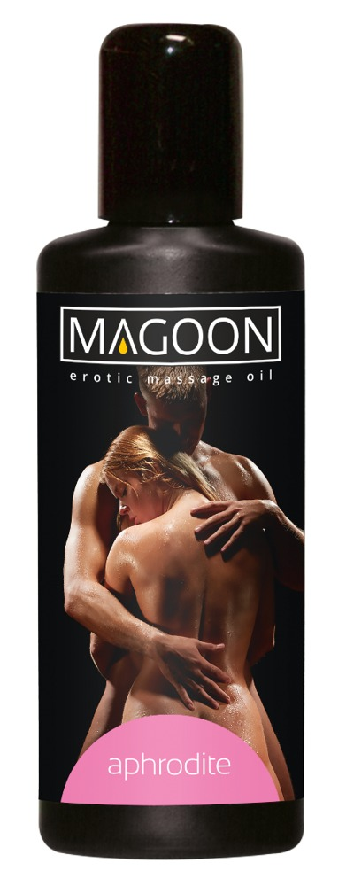 Magoon EROTIC MASSAGE OIL APHRODITE 100 ml