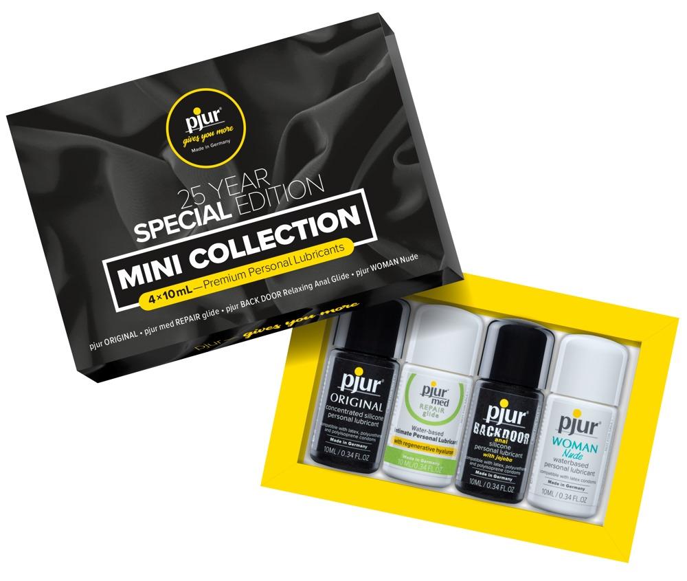 Pjur MINI COLLECTION 4x10 ml