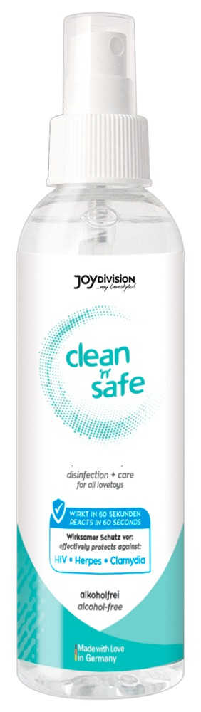 Joydivision CLEAN-n-SAFE 200 ml