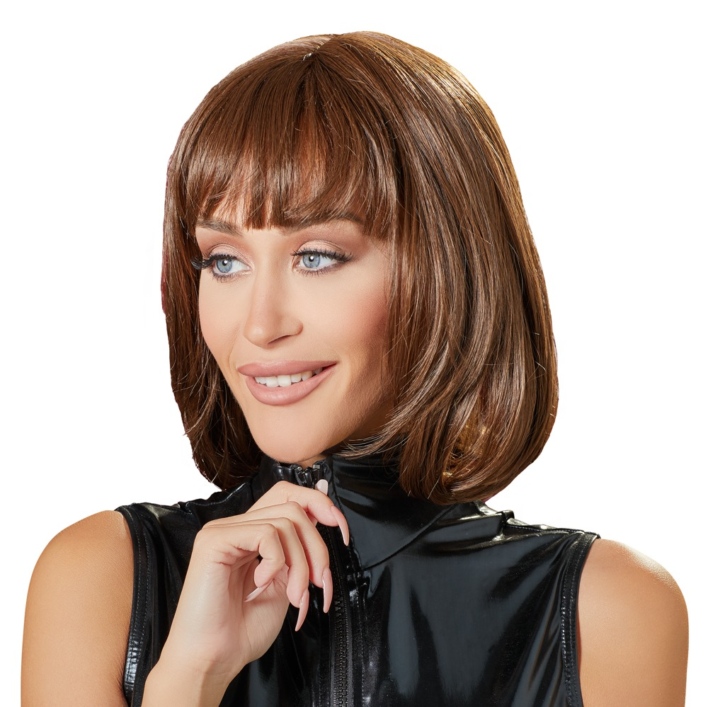 Cottelli Collection Accessories WIG BROWN SHORT