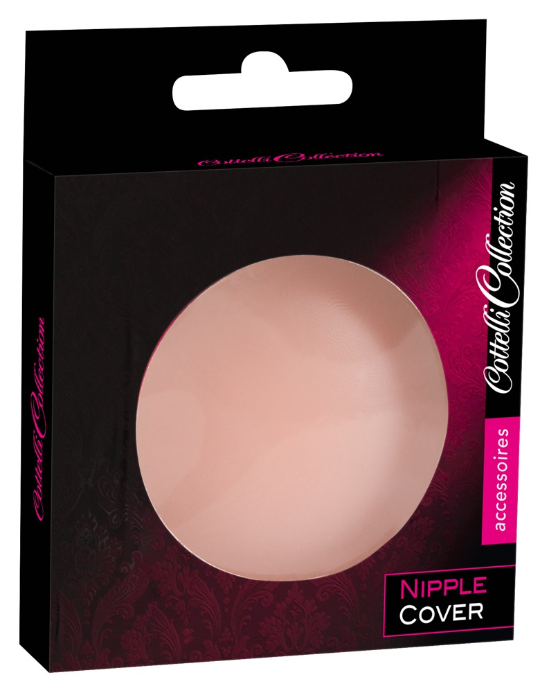 Cottelli Collection Accessoires SILICONE NIPPLE COVER
