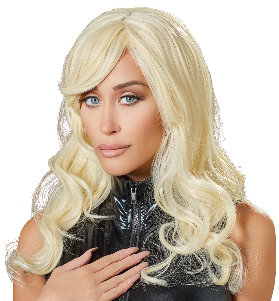 Cottelli Collection Accessories WIG BLONDE LONG