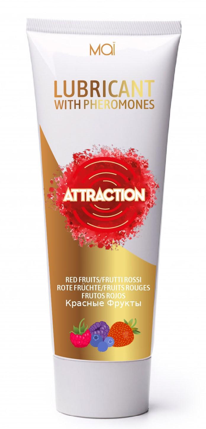 Mai PHEROMONE LUBRICANT RED FRUITS 75 ml