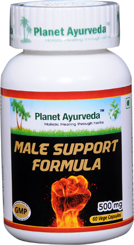 Planet Ayurveda MALE SUPPORT FORMULA