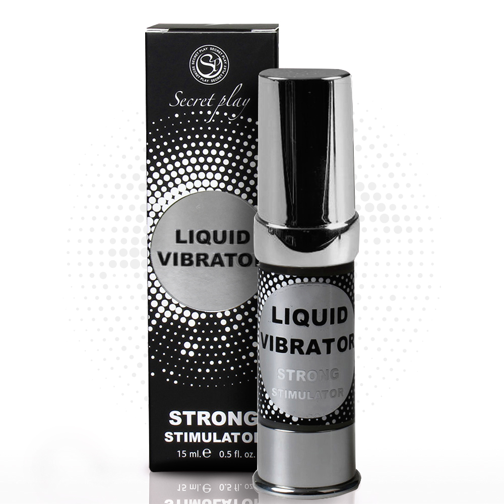 Secret Play LIQUID VIBRATOR STRONG 15 ml