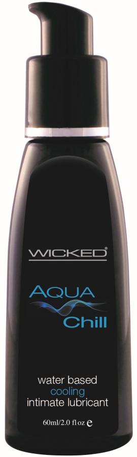 Wicked Sensual Care AQUA CHILL LUBRICANT 60 ml