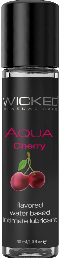 Wicked Sensual Care CHERRY LUBRICANT 30 ml