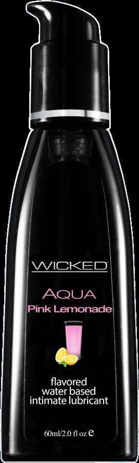 Wicked Sensual Care PINK LEMONADE LUBRICANT 60 ml
