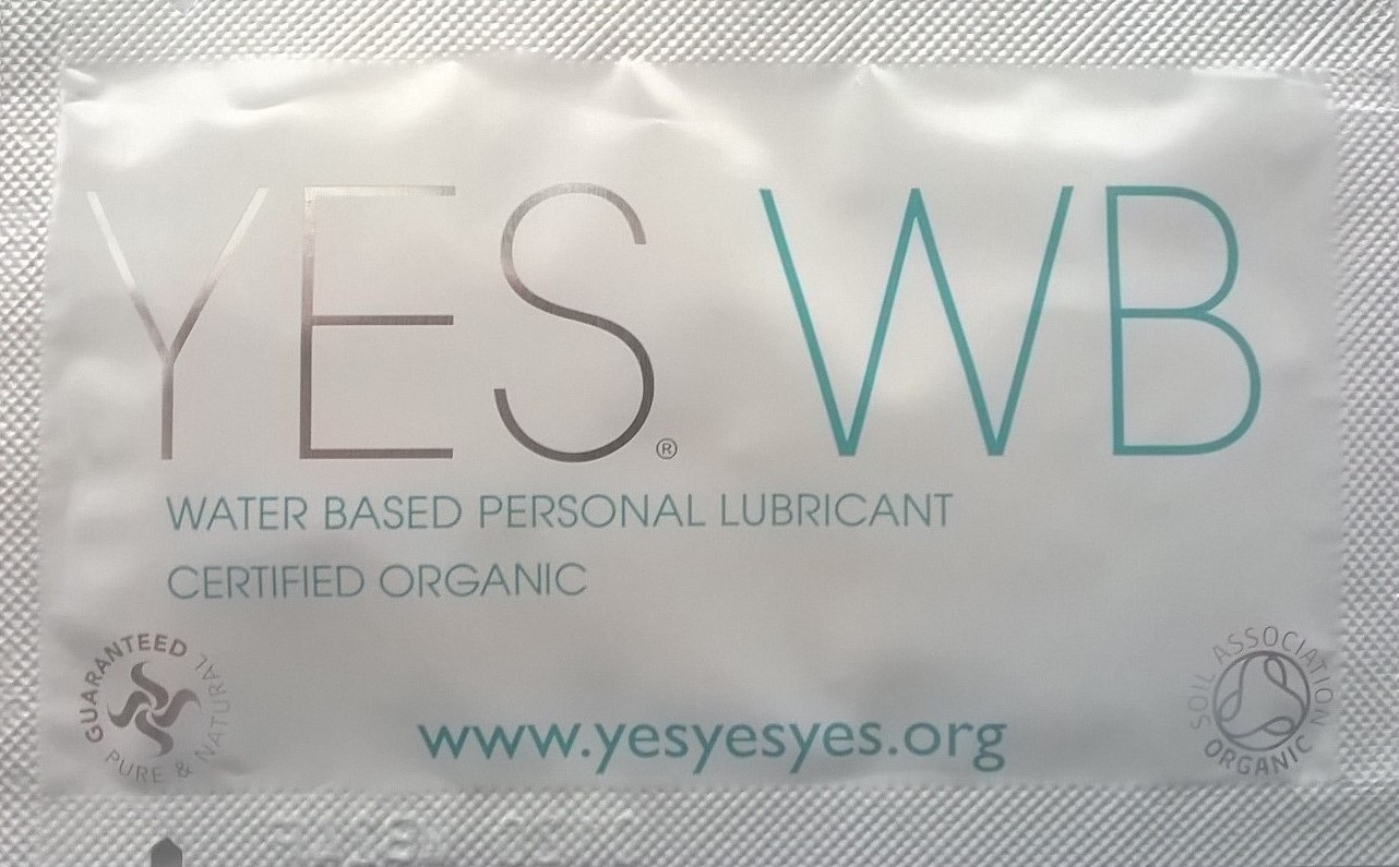 Yes WB PERSONAL LUBRICANT 7 ml